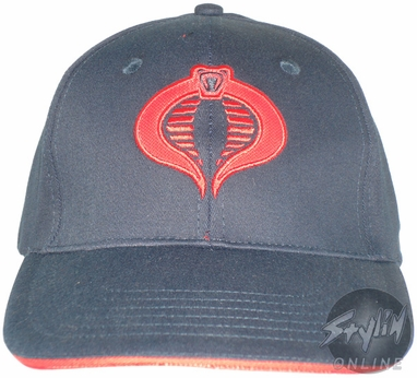 GI Joe Cobra Logo Hat