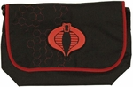 GI Joe Cobra Logo Messenger Bag