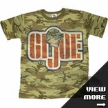 GI Joe Junk Food Shirts