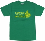 GI Joe Knowing T-Shirt
