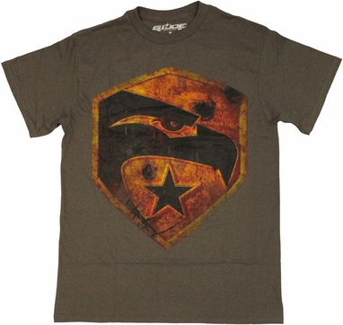 GI Joe Retaliation Insignia T Shirt
