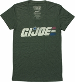 GI Joe Retro Logo Baby Tee