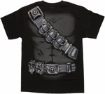 GI Joe Snake Eyes Suit T Shirt