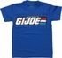 GI Joe Vintage Logo Youth T Shirt