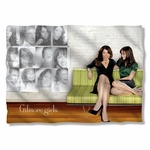 Gilmore Girls Couch Pillow Case