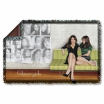Gilmore Girls Couch Throw Blanket