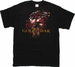 God of War Attack Name T-Shirt