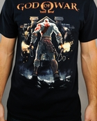 God of War Olympus T Shirt