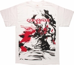 God of War Sketch T-Shirt