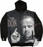 Godfather Portrait Hoodie