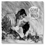 Gone with the Wind BW Poster Bandana
