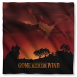 Gone with the Wind Sunset Bandana