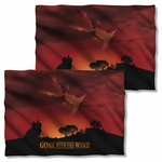 Gone with the Wind Sunset FB Pillow Case