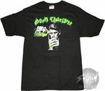 Good Charlotte Drink Pouring T-Shirt
