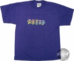 Grateful Dead Bears Purple Youth T-Shirt