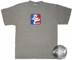 Grateful Dead Box Logo Ash Youth T-Shirt