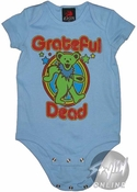 Grateful Dead Dancing Bear Snap Suit