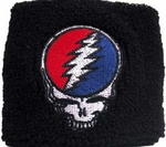 Grateful Dead Electric Skull Wristband