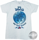 Grateful Dead Road T-Shirt Sheer