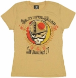Grateful Dead San Francisco Baby Tee