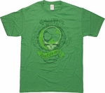 Grateful Dead Shamrock T-Shirt Sheer