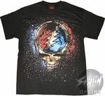 Grateful Dead Space Skull T-Shirt