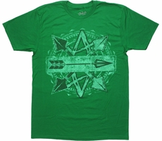 Green Arrow Crossed Arrows T-Shirt Shirt of the Day