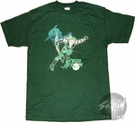Green Arrow Fist Pump T-Shirt