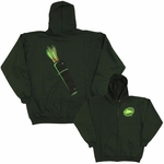 Green Arrow Quiver Hoodie
