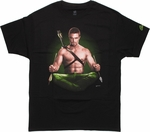 Green Arrow TV Arrow Snap T Shirt