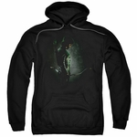 Green Arrow TV in the Shadows Pullover Hoodie