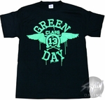 Green Day Class 13 T-Shirt