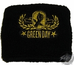 Green Day Crest Wristband