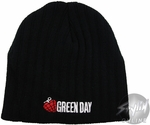 Green Day Grenade Beanie