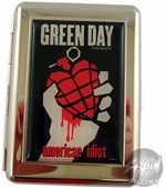 Green Day Grenade Card Case