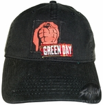 Green Day Grenade Hat
