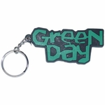 Green Day Keychain