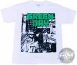 Green Day Liberty T-Shirt