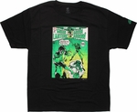 Green Lantern Arrow T-Shirt