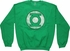 Green Lantern Faded Logo Sweatshirt