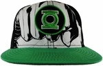 Green Lantern Fist Hat