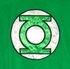 Green Lantern Fleece Robe