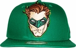 Green Lantern Head Hat