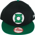 Green Lantern Logo 9Fifty Hat