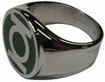Green Lantern Logo Ring