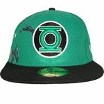 Green Lantern Materialize Hat