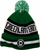Green Lantern Name Beanie