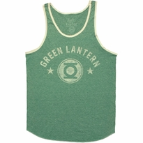Green Lantern Name Logo Tank Top