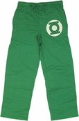 Green Lantern Pajama Pants