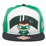 Green Lantern Pop Heroes Name Hat